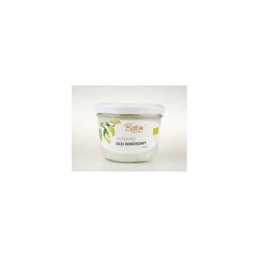Ekologiczny Olej kokosowy Virgin 200ml / BATOM (5907709957343). Najniższe ceny, najlepsze promocje w sklepach, opinie.