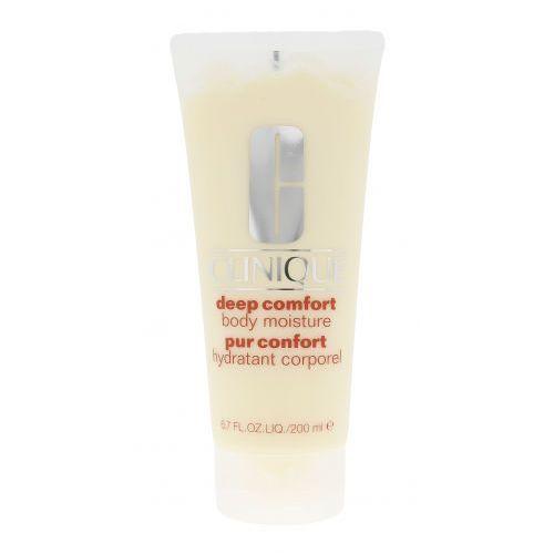Clinique Deep Comfort Body Moisture mleczko do ciała 200 ml dla kobiet