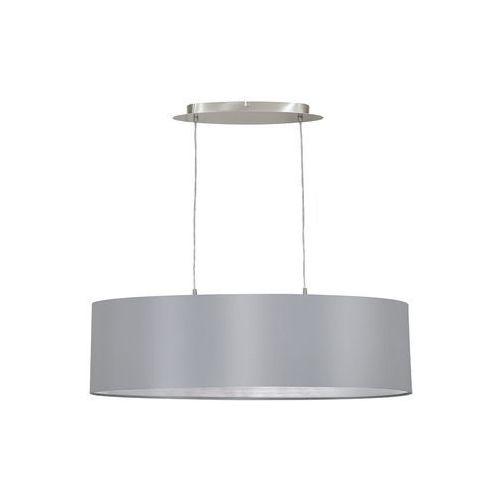 31612 - lampa wisząca maserlo 2xe27/60w/230v marki Eglo
