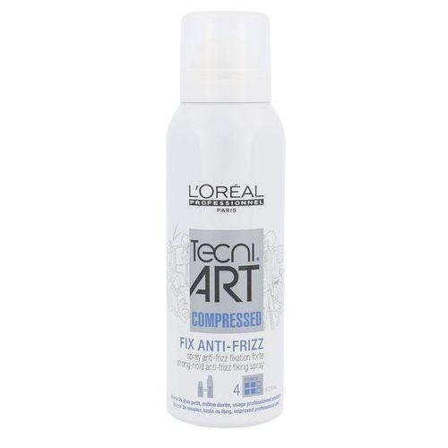 L'oréal professionnel tecni art fix spray utrwalający force 4 (compressed) 125 ml