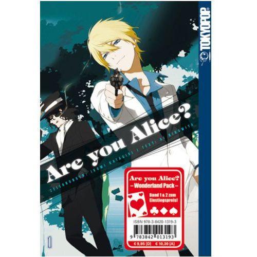 Are you Alice? - Wonderland Pack, 2 Bde. (9783842013193)