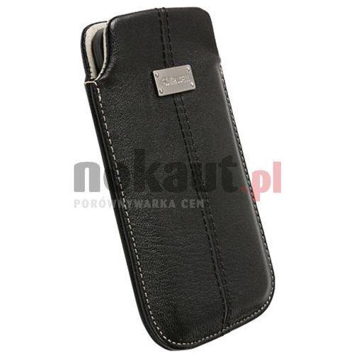 Futerał Krusell Luna Sony Xperia Z3 compact d5803 CZARNY 3XL, kolor czarny
