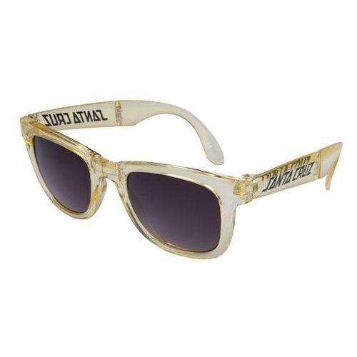 Santa cruz Okulary słoneczne - trans clear yellow (clear yellow) rozmiar: os