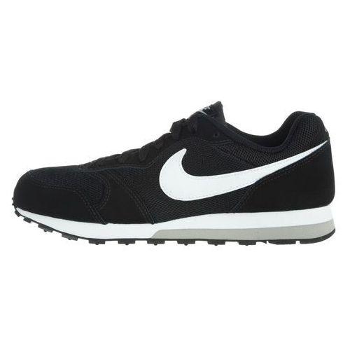 Nike MD Runner 2 Kids Sneakers Czarny 37,5, kolor czarny