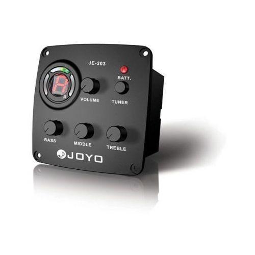 Joyo JE-303 - Przystawka do gitary akustycznej z przedwzmacniaczem