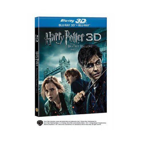 Harry Potter i Insygnia Śmierci - część 1 3D (3Blu-Ray) - David Yates DARMOWA DOSTAWA KIOSK RUCHU. Najniższe ceny, najlepsze promocje w sklepach, opinie.