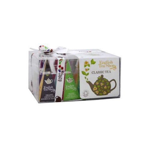 Ets bio classic tea collection 12 piramidek marki English tea shop