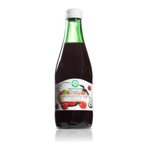 Sok z żurawiny 300 ml z kategorii Napoje, wody, soki