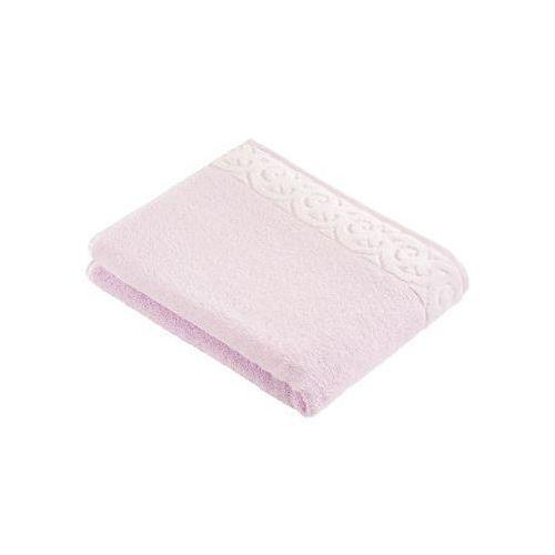 Vossen Ręcznik kąpielowy paris 67 x 140 cm różowy