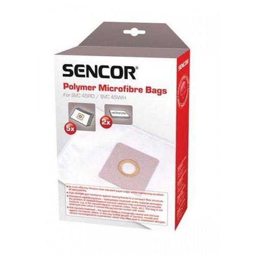 Worki z mikrofibry do odkurzacza SVC45 SENCOR, 4423