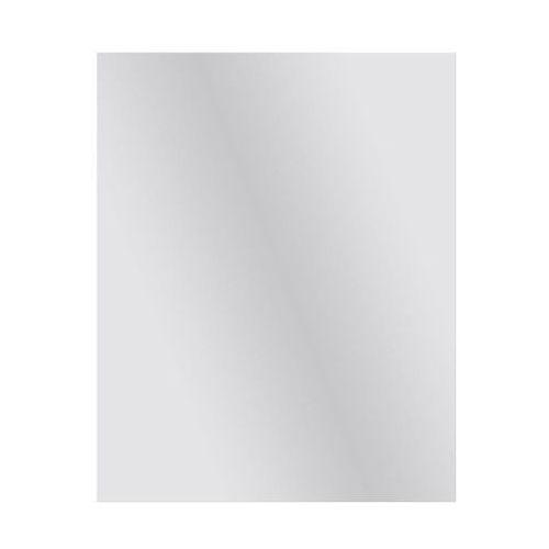 Lustro łazienkowe bez oświetlenia SZLIFOWANE 75 x 60 cm SENSEA (3351840855815)