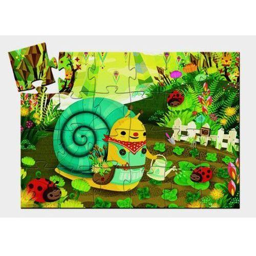 Djeco Puzzle postaciowe ślimak (3070900072190)