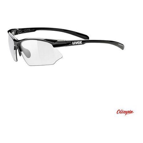 Okulary UVEX Sportstyle 802 v Black 2016