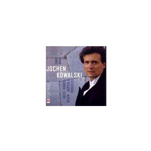 Berlin classics Jochen kowalski sings arias - bach / handel / graun / agricola / pergolesi (0782124847623)
