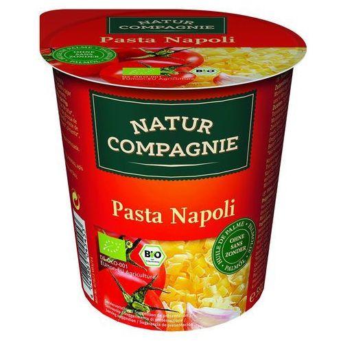 Natur compagnie (buliony, kostki rosołowe) Danie w kubku pasta napoli bio 59 g - natur compagnie (4048885045453)