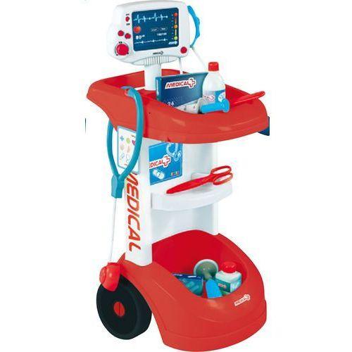 Smoby Wózek medyczny - elektroniczny (3032160244755)