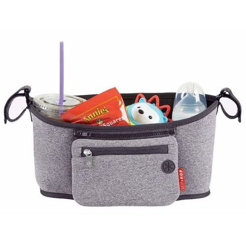 Organizer do wózka skip hop grab&go - heather grey 400301 marki Skiphop