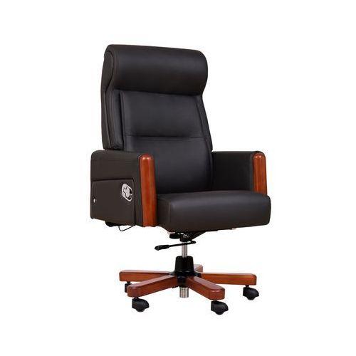 "Attribute=""product|brand""} Fotel biurowy senator czarny"