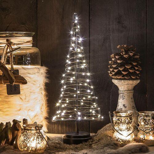 Hemsson Drzewko santa's tree drut miedź wysokość 42,5 cm (8718781472719)