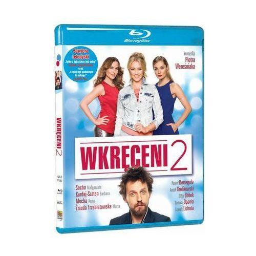 Wkręceni 2 (Blu-Ray) - Piotr Wereśniak DARMOWA DOSTAWA KIOSK RUCHU (7321997810537)