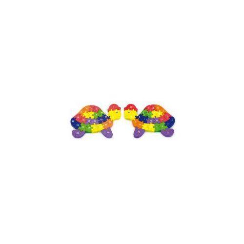 Viga 55250 nauka alfabetu - żółwik