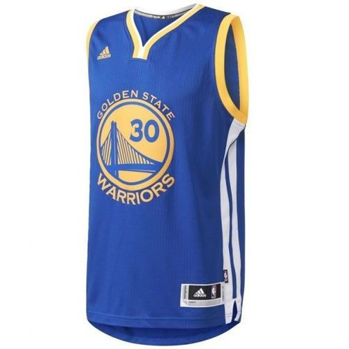 Koszulka koszykarska adidas Replika Swingmann Golden State Warriors Stephen Curry M A45910 - produkt z kategorii- Pozostałe