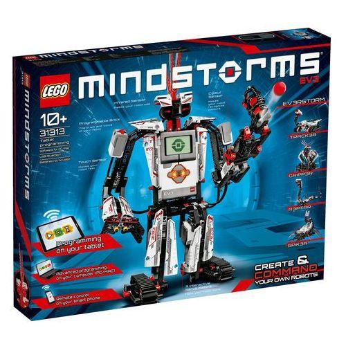 MINDSTORMS EV3 31313 marki Lego - klocki dla dzieci