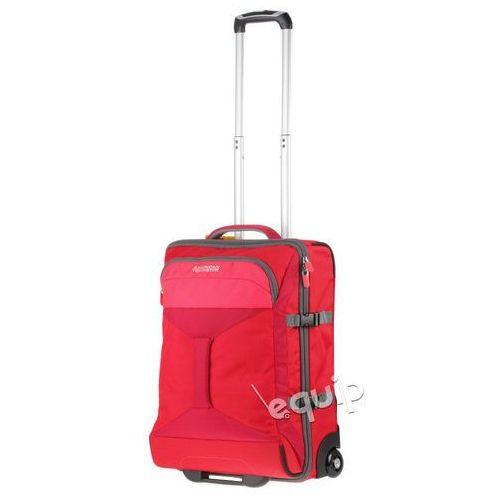 Torba na kółkach mała American Tourister Road Quest - solid red z kategorii Torby i walizki