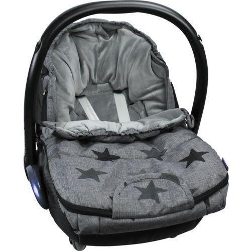 Śpiworek do wózka, fotelika Dooky S - Grey Stars T-XP-126930