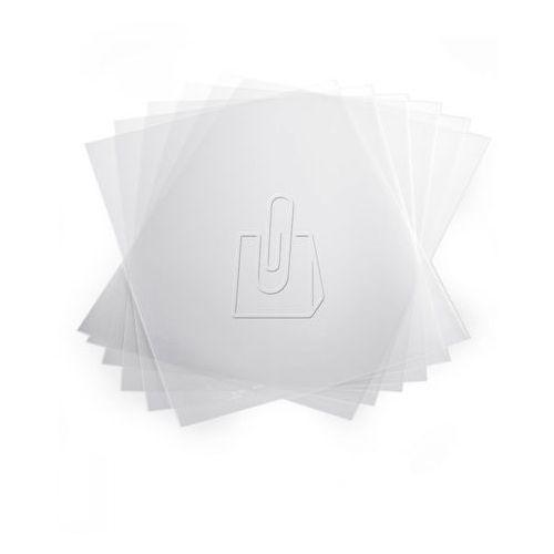 Obwoluty  a4 do grzbietów zaciskowych 50 szt. 2939-19 marki Durable