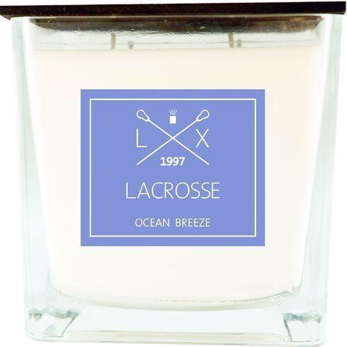 Lacrosse Świeca zapachowa ocean breeze 15x15 - ocean breeze (8435474407826)