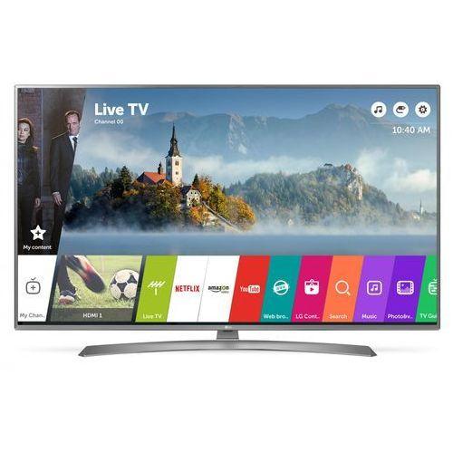 TV LED LG 49UJ670. Najniższe ceny, najlepsze promocje w sklepach, opinie.