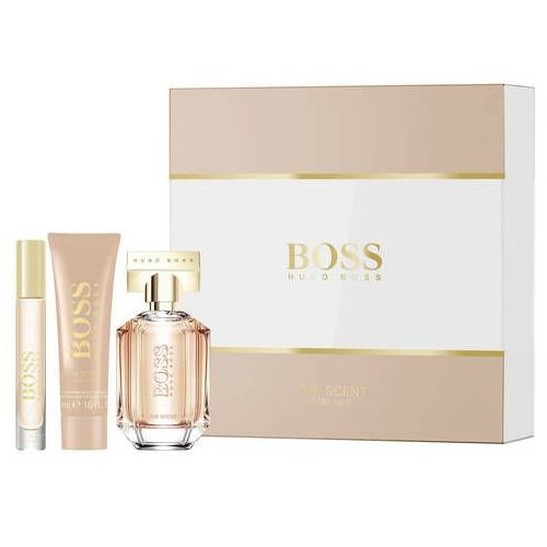 Hugo boss Boss the scent for her - zestaw woda perfumowana
