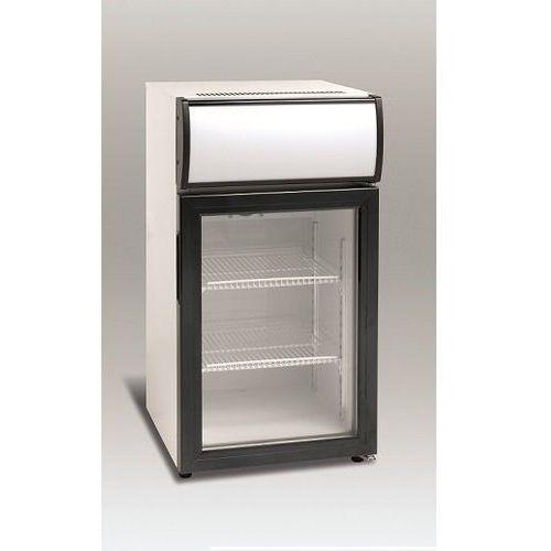 Resto quality Szafa chłodnicza przeszklona   50l   420x460x(h)805mm