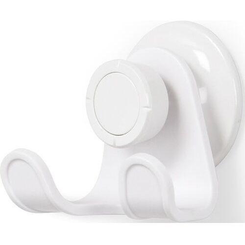 Wieszak do kabiny prysznicowej flex gel-lock biały marki Umbra