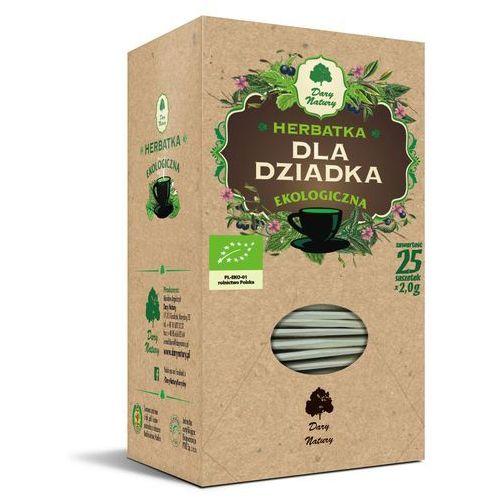 Herbata Dla Dziadka fix BIO 25*2g DARY NATURY