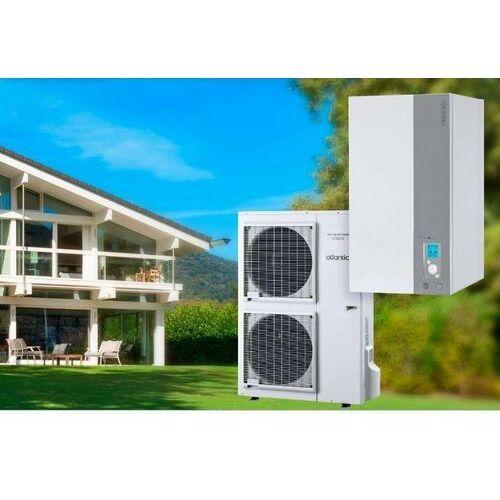 Pompa ciepła powietrze - woda aurea m 16kw - wydajność 180 - 220m2 marki Atlantic - super oferta