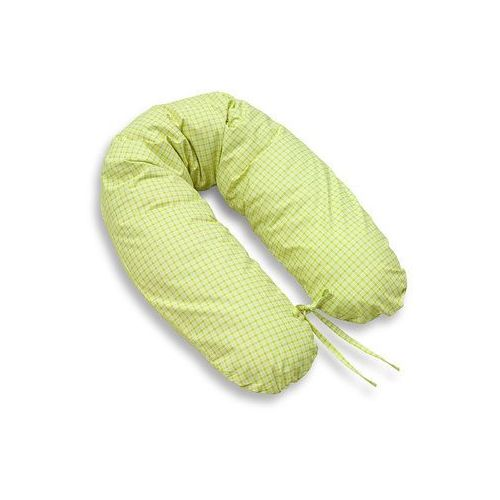 MAMO-TATO Poduszka dla kobiet w ciąży Krateczka zielona