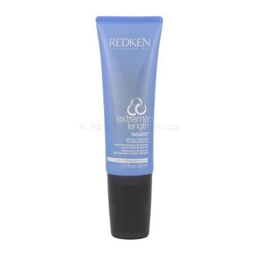 Redken extreme length sealer split end treatment balsam do włosów 50 ml dla kobiet