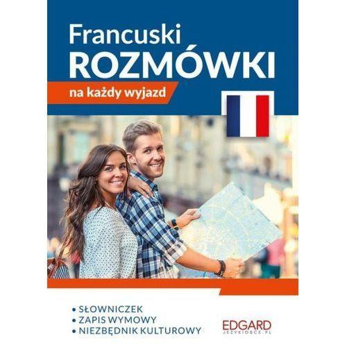 Francuski Rozmówki na każdy wyjazd, oprawa miękka