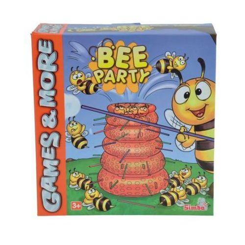 G&m gra przyjęcie u pszczółek - darmowa dostawa od 199 zł!!! marki Simba