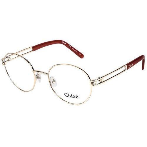 Okulary korekcyjne  ce 2124 710 marki Chloe