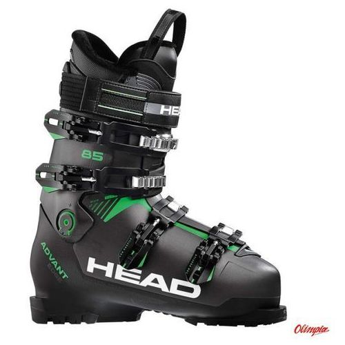 Buty narciarskie Head Advant Edge 85 Anthracite/Black/Green 2018/2019