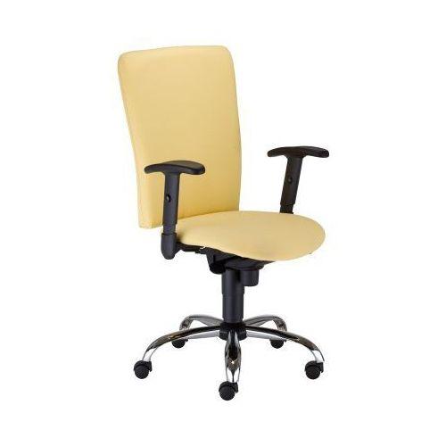 Krzesło obrotowe bolero ii r1b steel02 chrome z mechanizmem epron syncron marki Nowy styl