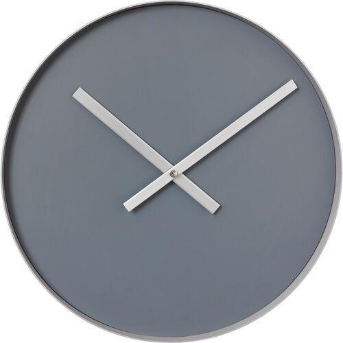 Zegar ścienny stalowoszary 40 cm RIM Blomus (B65911), kolor szary