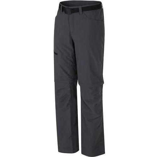 Hannah spodnie outdoorowe Kirolle Dark Shadow 36 (8591203975483)