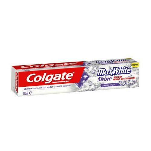 Colgate Max White Shine pasta do zębów 125 ml - produkt z kategorii- Pasty do zębów