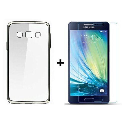 Zestaw Obudowa Ultra Slim Przezroczysta + Szkło ochronne Perfect Glass Samsung Galaxy A5