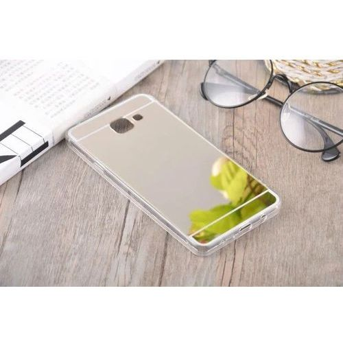 Slim Mirror Case Srebrny | Etui dla Samsung Galaxy A3 (2016) - Srebrny