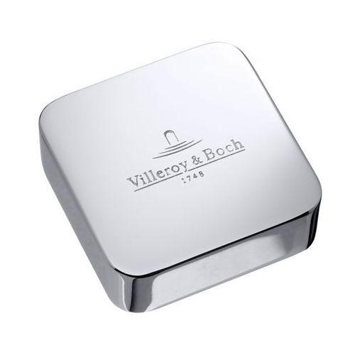 Villeroy & boch pokrętło korka automatycznego chrom 94053661 - stal nierdzewna chrom